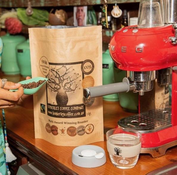 Kimberley coffee company, Broome, Western Australia