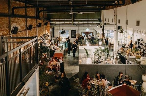 Cafe scene, in the post Eco Friendly Coffee Shops Western Australia