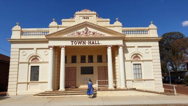 Corrigin Town Hall