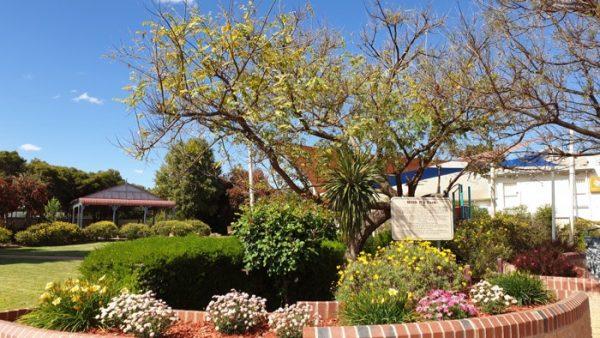 Miss B's Garden, Corrigin